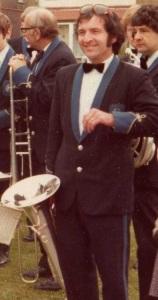 Mark Rossall 1977