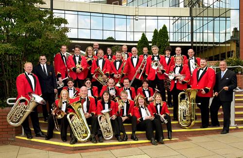 Freckleton Band Harrogate