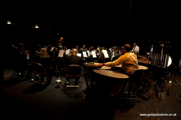 Grand Shield 2010 Backstage