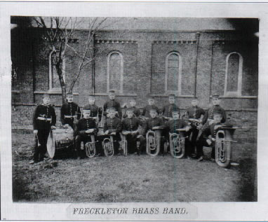 Earliest Known Photo of the Band