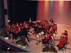 Freckleton Band at the Rhyl Entertainment Contest