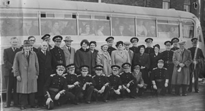 Freckleton Band 1954