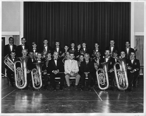 Freckleton Band 1965