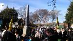 Freckleton Cenotaph 2012